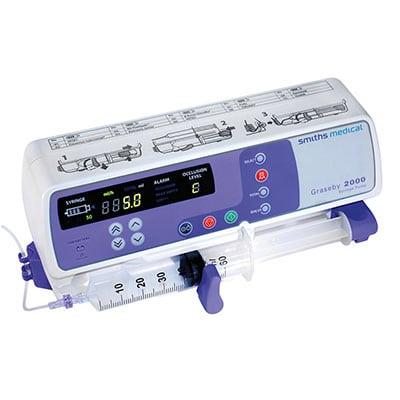 pump , syringe