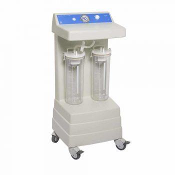 aspiradores portátiles para hospitales, domicilios, ambulancias y otros vehículos de emergencia