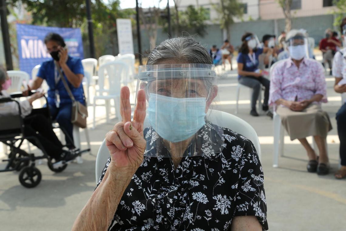 واکسیناسیون همگانی در کرونا
