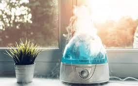 دستگاه بخور کمک به تهویه هوا