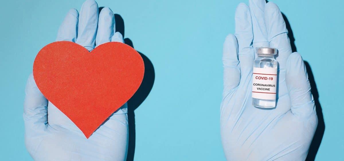 تاثیرات واکسن کرونا بر میوکارد قلبی